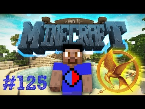 Minecraft SMP: HOW TO MINECRAFT #125 'HUNGER GAMES?!' with Vikkstar