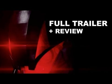 Avengers 2 Age of Ultron Official Comic Con Teaser Trailer + Trailer Review