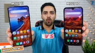 MIUI 11 vs MIUI 10 - Indian Stable Rom | Full Overview [What's New?]