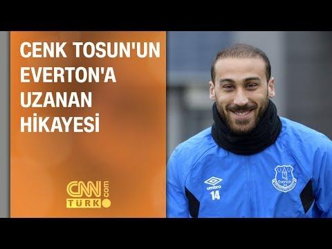 Cenk Tosun'un Everton'a uzanan hikayesi