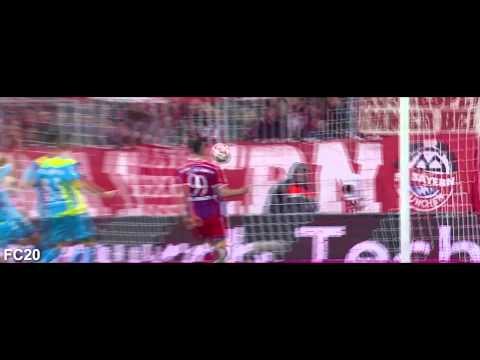 All 128 Bayern München Goals - 2014/2015 - HD