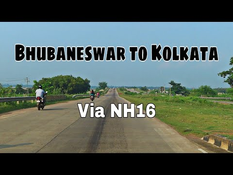 Bhubaneswar To Kolkata | Roadtrip Via NH16 | Highway Driving With EcoSport Titanium