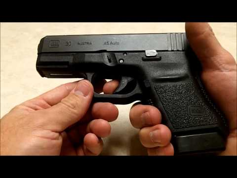 My Two Cents - Glock 30 Review (.45 ACP)