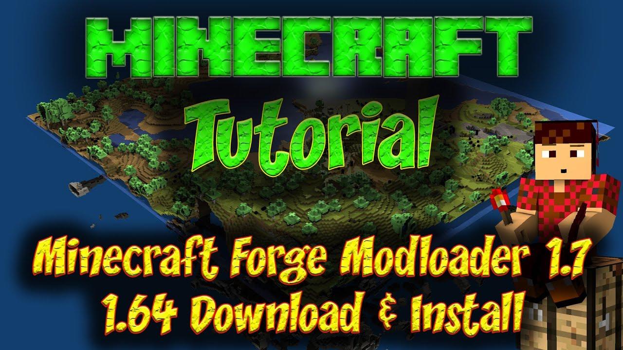Скачать Minecraft forge для Minecraft [1.4.7]