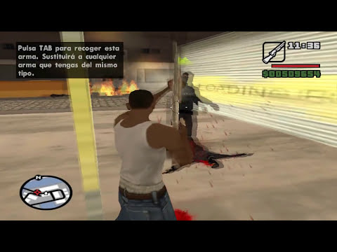 Loquendo - GTA San Andreas (Loquenderos Vs Mafia)(1/?) El secuestro