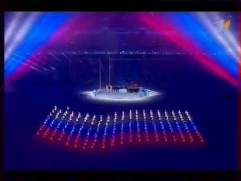 Гимн России Открытие Олимпиады Сочи 2014