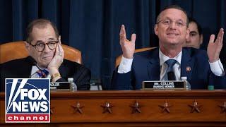 Live House Judiciary debates articles of impeachment against Trump