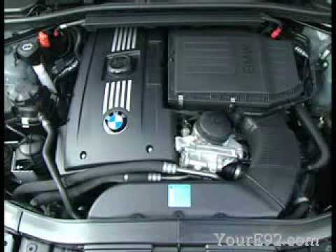 BMW 335i Engine Startup video New 3-series e92 e46 e90 Video