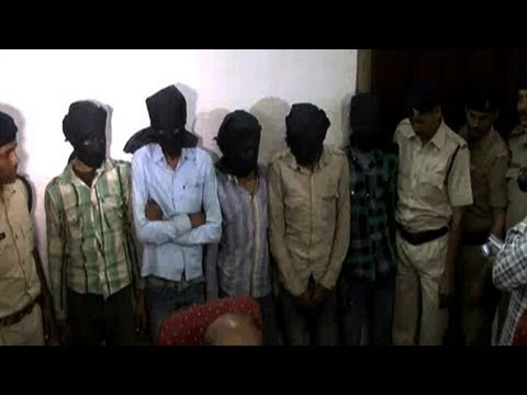 Arrests Over Gang-rape Of Swiss Cyclist In India video