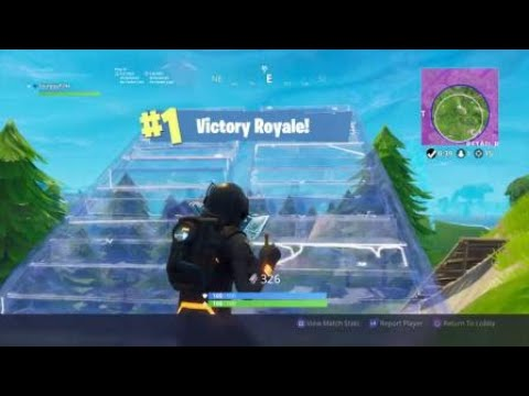 FUNNY HIGH KILL GAME / BUILDER PRO FIRST WIN (Fortnite BR Full Match)