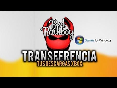 Transfiere tús descargas de XBOX  LIVE a tus Amigos del Live - Tutorial