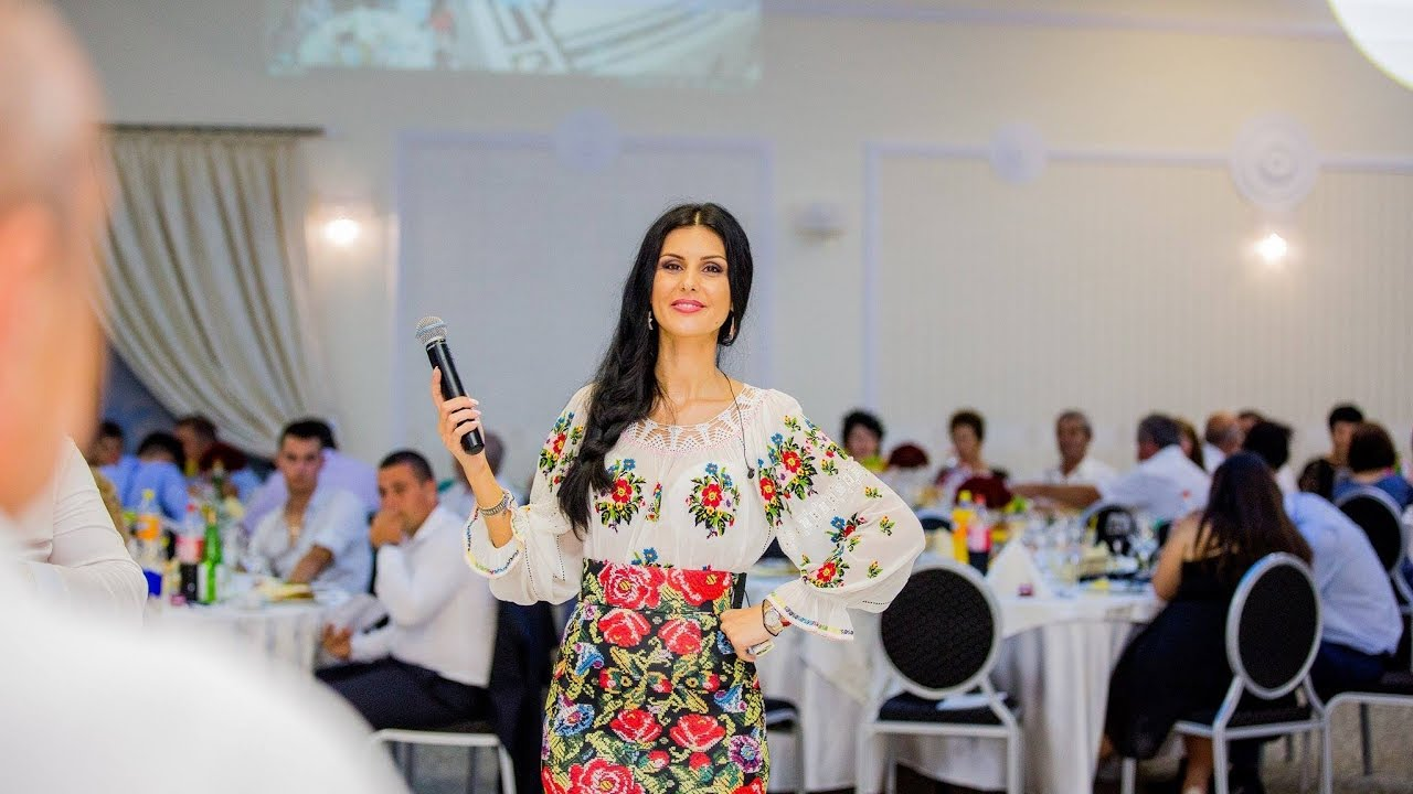 LAVINIA FURTUNA 2017 PROGRAM NOU MUZICA DE PETRECERE LIVE LA TVF HORE SI SARBE HORE SI SARBE 2017 CH