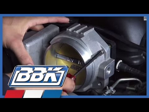 Camaro LS3 SS V8 Throttle Body (2010-13) Review