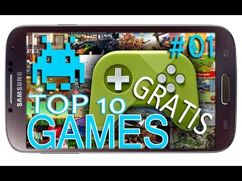 Top: 10 Melhores Jogos Gratuito Android HD 2015 (GAMES INFO)