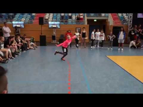 Leonie 1.platz Solo Girls Kinder Dm 2014 Potsdam video