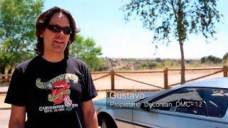 Video DeLorean DMC-12 en Madrid - Parte 2