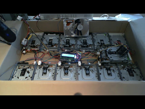Floppy Music | Gotye - Somebody That I Used to Know (13 fdd + hdd)