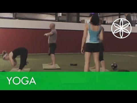 Gaiam Yoga – Gwen Lawrence Power Yoga For Sports Soccer