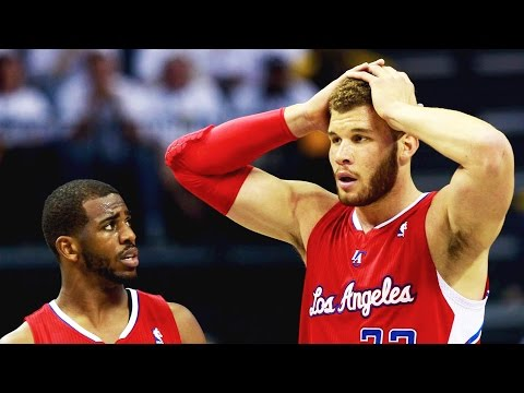 Chris Paul & Blake Griffin Get Into Argument During Game