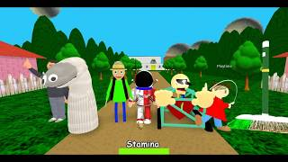 Baldi's Basics in Education and Learning Roleplay!