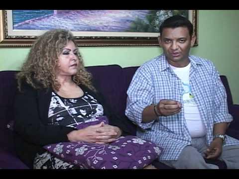 SHIRLEY CARVALHAES Entrevistada com exclusividade pelo Maestro Merewilton Lages 2012