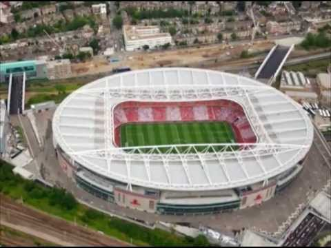 Building the Emirates Stadium