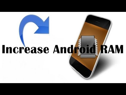 How to increase Samsung Galaxy Ace RAM