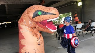 Fun Halloween Costumes & Game Ideas for Kids (4K)