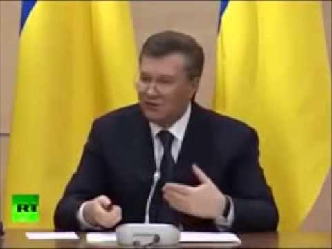 Янукович просит прощения  Рэп