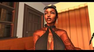 Second Life Tribute To Kehlani CRZY Remix Starring Tia Kimagawa