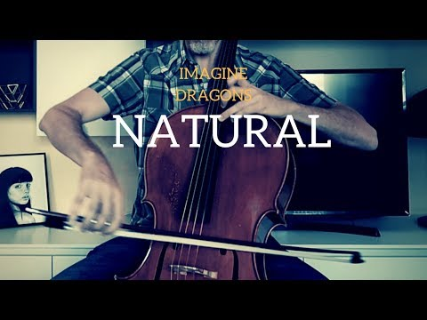 Imagine Dragons - Natural For Cello, Piano And Orchestra (COVER)