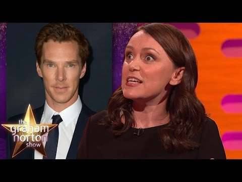 Keeley Hawes Tells Strange Benedict Cumberbatch Story - The Graham Norton Show