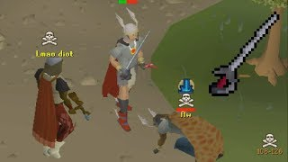 PKing with the NEW Ghrazi Rapier