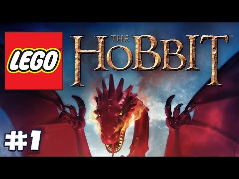 Hannah and Duncan: LEGO Hobbit #1 - Erebor!