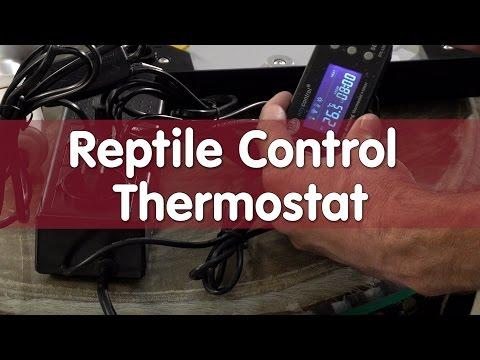 Reptil TV - Technik - M&S Reptile Control V3 PRO Thermostat