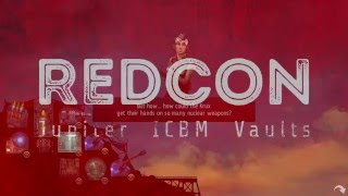 Jupiter Nuclear ICBM Vaults - REDCON