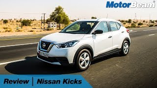 Nissan Kicks Review - Hyundai Creta Rival | MotorBeam