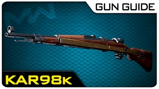 Kar98k Stats & Best Class Setups! | Modern Warfare Gun Guide #19