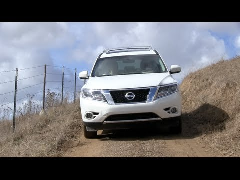 2013 Nissan Pathfinder: Everything You wanted to know about the new AWD system