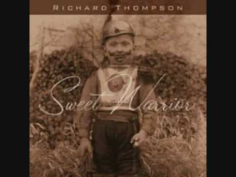 Miniatura del vídeo Richard Thompson - Dad's Gonna Kill Me