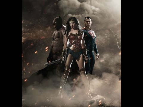 Batman V Superman: The Champion of the Amazons