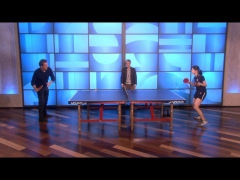Table Tennis with a Twist