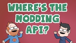♪ Minecraft Parody - Wheres the Modding API?