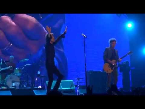 "The Rolling Stones ""Gimme Shelter"" from the Tongue Pit - May 18, 2013 Anaheim, CA"