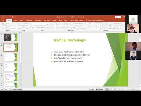 IBA TEAMCALL 12.12.18 - Trading Psychologie / Trend erkennen / Indikatoren / Big Player / Worldwide