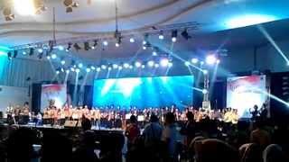 Download Lagu Pengumuman Juara Umum FLS2N 2014 Gratis STAFABAND