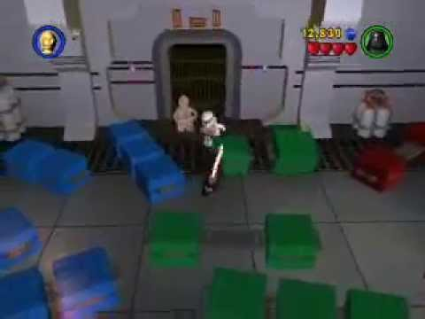 LEGO Star Wars: The Video Game Secret Level Segment 1