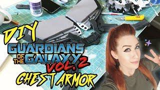 download lagu Diy Guardians Of The Galaxy Vol. 2 Chest Armor gratis