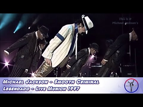 Michael Jackson - Smooth Criminal LIVE - Legendado HD