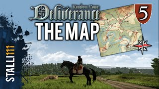 ►Kingdom Come: Deliverance | The Map and Questing  (Pt. 1)